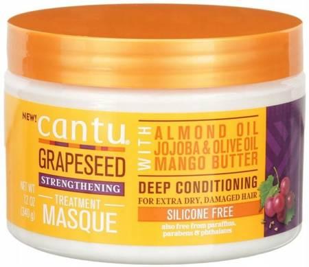 CANTU Grapeseed Maska nawilżająca do włosów 340 g
