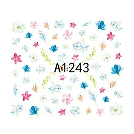 Naklejki wodne A1243